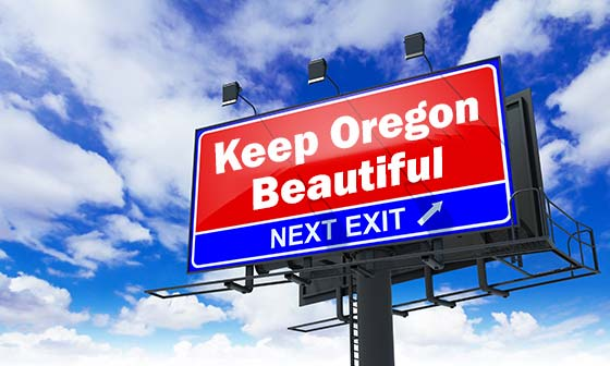 Oregon Outdoor Advertising History and Rules and Regulation