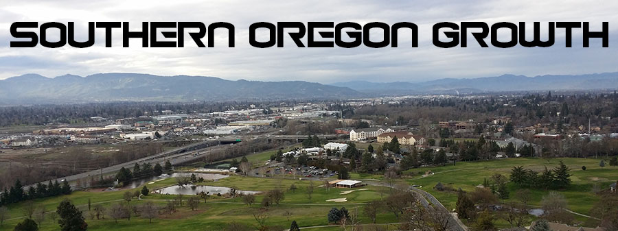 Southern Oregon Growth Billboard Signs Advertising
